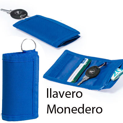 Llavero monedero regalo