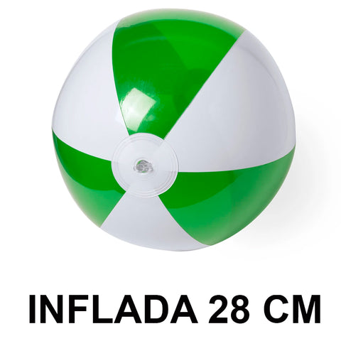 pelota inflable playa