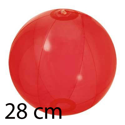 pelota inflable de playa
