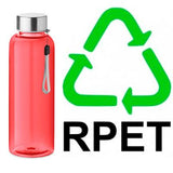 Botella rpet reciclado