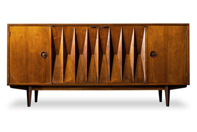 Albert Parvin for American of Martinsville Buffet -  Former Modern