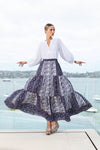 BALLET HIPPY TIERED SKIRT