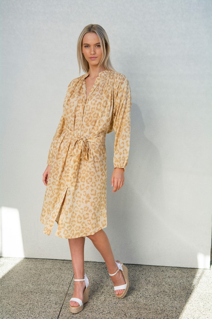 MAYA SHIRTDRESS (MORE COLOURS)
