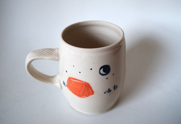 Sleeping Under the Stars Mug