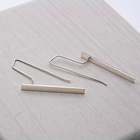 Yellow Cedar Stud earrings