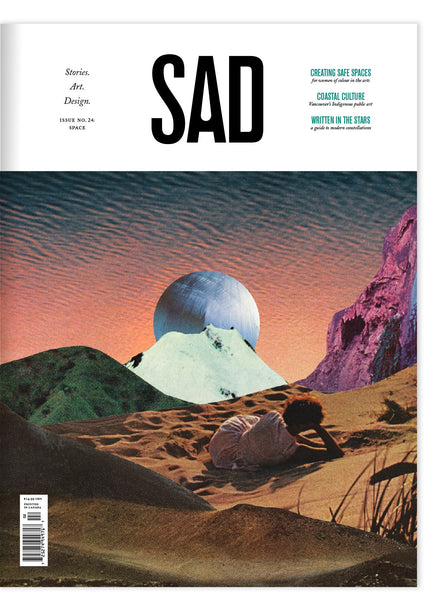SAD Magazine - Space Issue