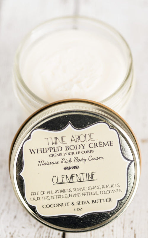 Whipped Body Creme