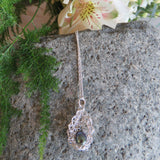 The Cradle of Dreams Crocheted Necklace