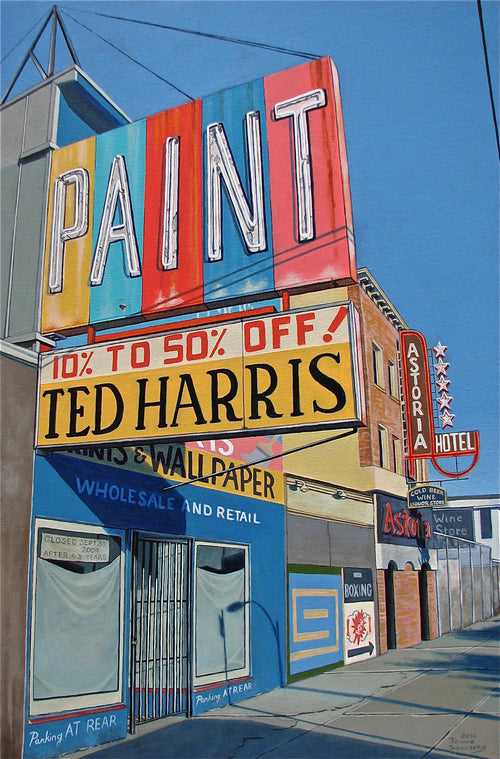 Ted Harris Paints