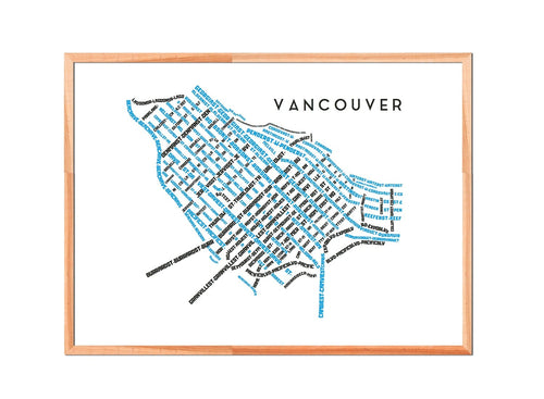 Local Vancouver Prints