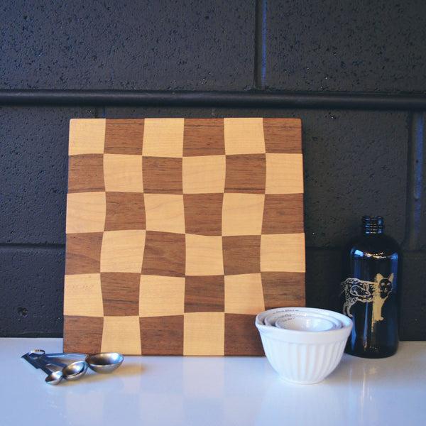 Drunken Checkerboard