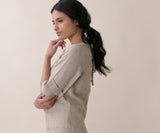 Earthen Linen - Wool Sweater