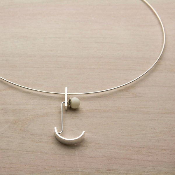 D Dock Two Necklace