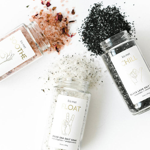 Salt Soak Trio