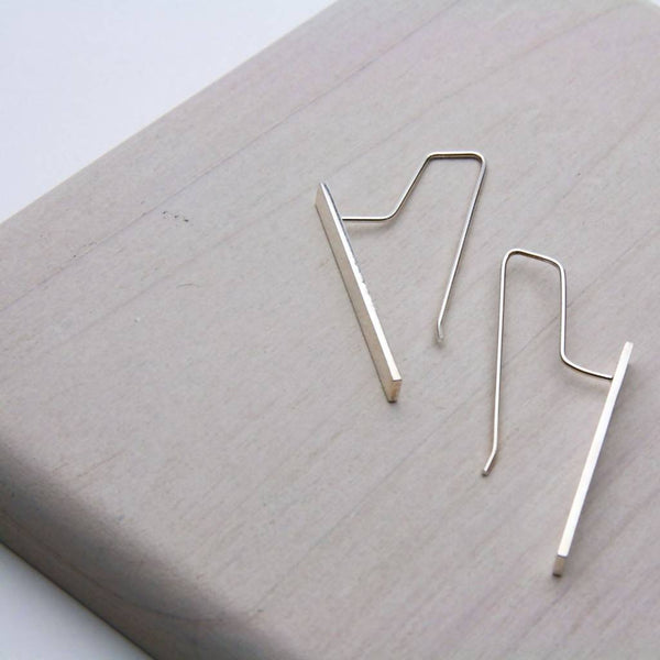 Plank Earrings