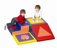 4-Pc Shape and Play Climber