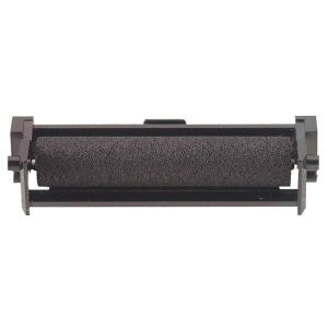 """Package of Two"" Aurora 15PD, PT10, PT10P and PT15D Calculator Ink Roller, Black, Compatible"