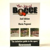 """Joy of Bocce"" Book"
