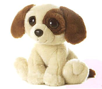 "Aurora Plush 10"" Spot Dreamy Eyes"