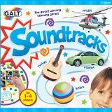 3 X Galt Toys Inc Soundtracks CD