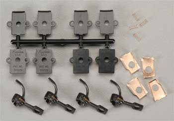 # Univ M-M Couplers Kit (4) HO