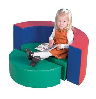 3 Pc Rocky Play Seating Set
