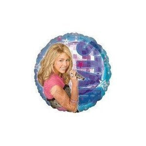 """Hanna Montana"" 18"" Mylar Balloon (Pack of 3)"