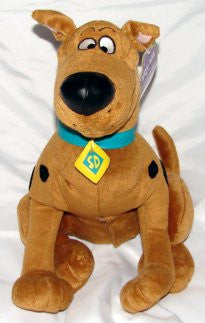 "14"" Talking Scooby Doo Plush"
