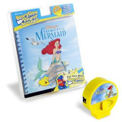 """Storytime Theater: The Little Mermaid - for Projectors that use 4.5"" cartridges"""