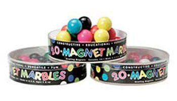 * MAGNET MARBLES 20 MARBLES