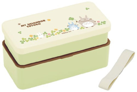 (Clover Shokado two-stage lunch box My Neighbor Totoro (belt) LS5 (japan import) by Skater