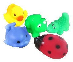 (Here) COCO toys [five] set the sound of smth. Floating yellow duck in the bath sound while pressing his companions five brothers are! (Frog Wannier Hill dolphin ladybug)
