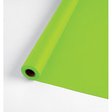 100' Table Roll Light Green