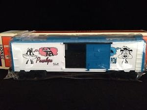 """Ho"" Scale Lionel Warner Bros. Pepe Le Pew and Penelope Box Car"