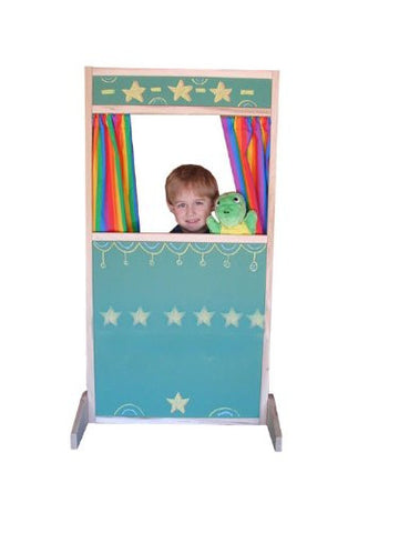 Beka 05002 Storefront Puppet Theater markerboard surface