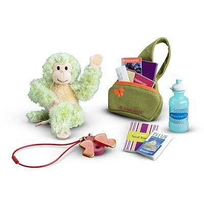 """Jess's Travel Accessories"" for 18"" American Girl doll"