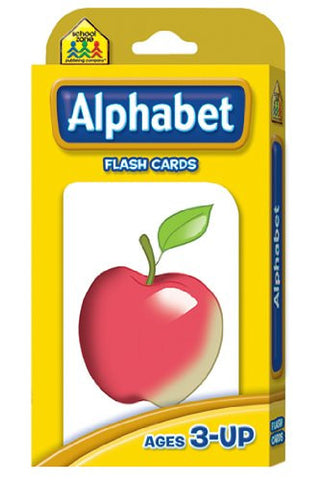 * ALPHABET FLASH CARDS