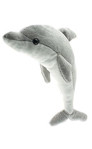 Big Dolphins Stuffed Animal -This Adorable Soft Dolphin Plush is a Family Favorite. Made using only the Highest Quality Materials, Stuffed Animal Dolphin provides hours of fun for Children and Babies.