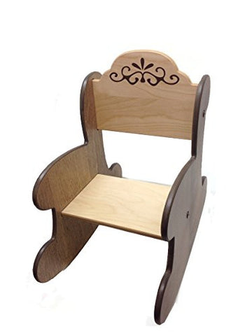 aBaby Vintage Toddler Rocking Chair