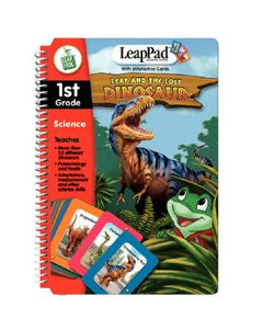 1ST GR LEAP AND THE LOST DINOSA
