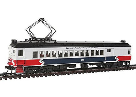 """PC"" SEPTA MP54 COMBINE #405"