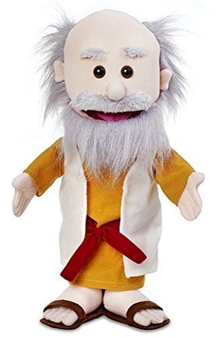 "14"" Moses, Bible Character, Hand Puppet"