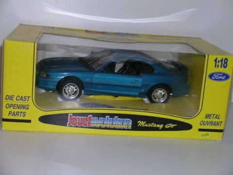 """Jouefevolution"" Diecast Ford Mustang GT"