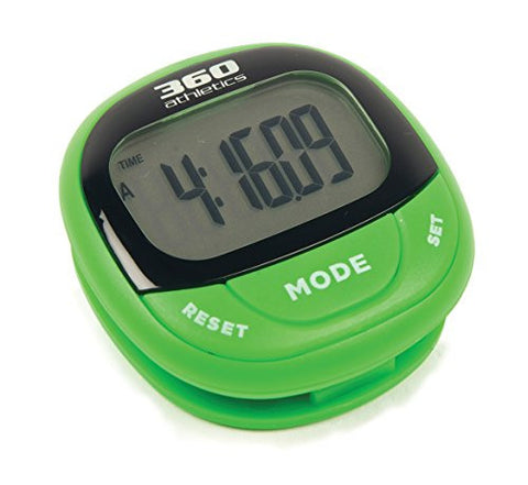 360 Athletics Basic Pedometer