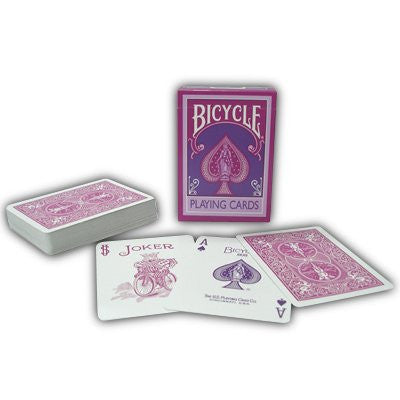 1 Deck Bicycle Berry Playing Cards
