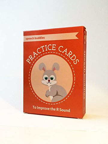 """R"" Sound Speech Therapy Flashcards"