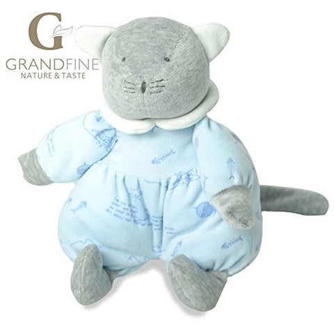 15cm cute stuffed cat doll, cotton linen Eco material ,plush toys for birthday party gift , for home decoration EN71 CE