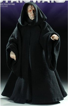"""Star Wars"" 1/6 scale Emperor Palpatine"