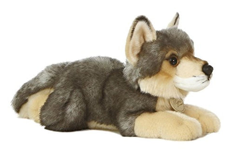 "Aurora Plush Wolf Medium 10.5"" by Aurora"
