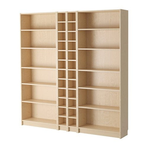 Ikea Bookcase, birch veneer 2202.81114.214